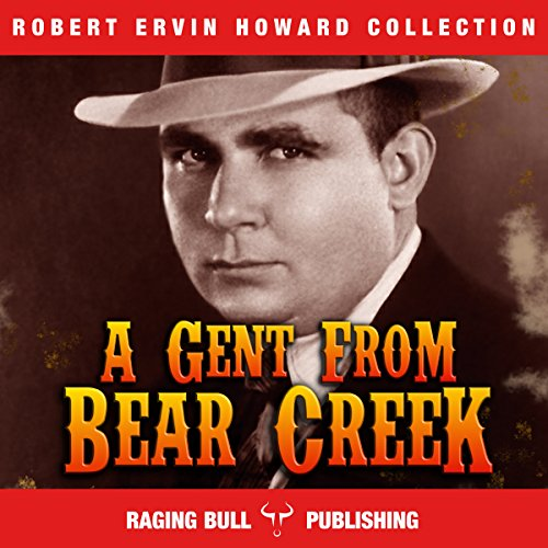 A Gent from Bear Creek: Annotated audiobook cover art