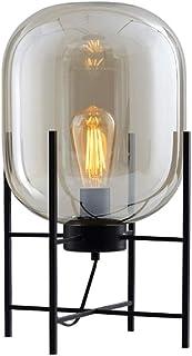 Lampadaires Luminaires intérieur Lampe sur Pied Moderne Nordic Lampadaire Loft Verre Boule De Table Lampe De Bureau Lampe ...