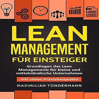 Lean Management für Einsteiger Titelbild