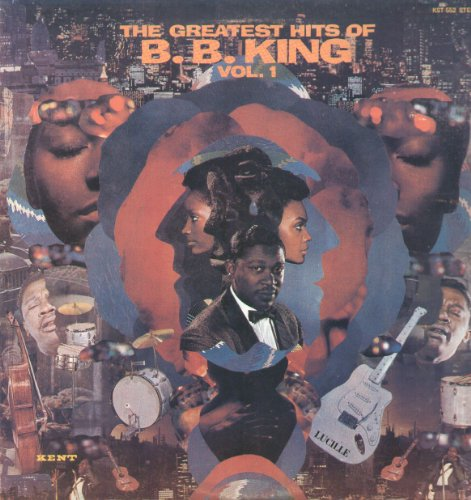 B. B. King The Greatest Hits Of Volume 1 [VINYL ALBUM]