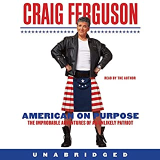 American on Purpose audiobook cover art