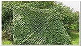 Red De Camuflaje Verde, Red De Camuflaje De Refugio De Sombrilla De Bosque Red De Malla De Lona De Camuflaje Militar Red De Decoración De Protección De Escondite De Caza De Campamento Al Aire Libre