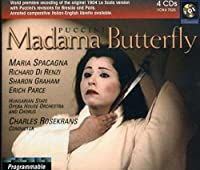 Madame Butterfly by VARIOUS ARTISTS (2002-01-01)
