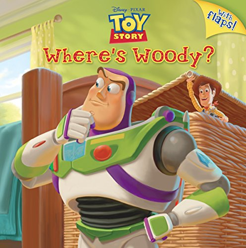 Compare Textbook Prices for Where's Woody? Disney/Pixar Toy Story PicturebackR Ina Ltf No Edition ISBN 8601234591665 by Depken, Kristen L.,RH Disney