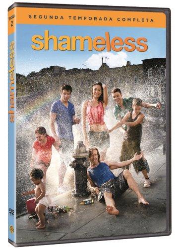 Shameless Temporada 2 [DVD]