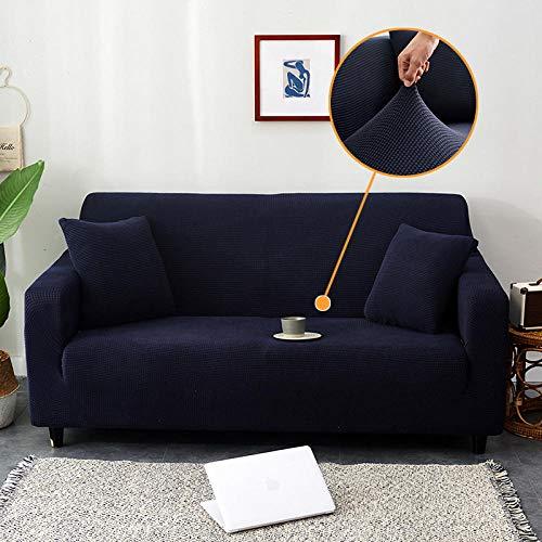 Verdikte maïswol Hoge Elasticiteit Sofa Cover All-inclusive universele bank Stofbeschermhoes Antislip bankhoes-5_2 zits