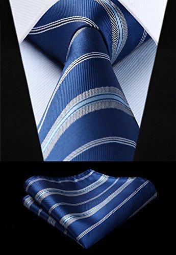 HISDERN(ヒスデン)『ビジネス用ネクタイ5本セット』