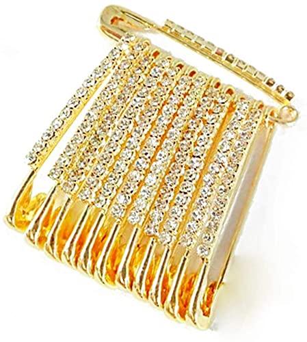 VAMA Fashions Traditional Saree Pins Safety Pins Hijab Pins Brooch broches & Sari Pins for Women Latest.