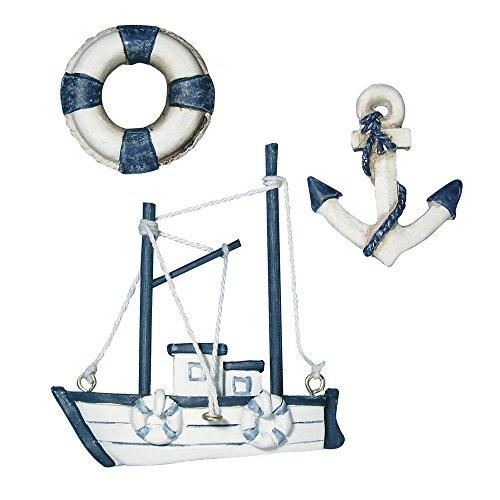 Rayher Hobby Streuteile Polyresin maritim