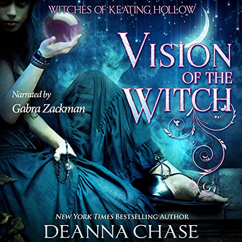 Vision of the Witch Audiobook By Deanna Chase cover art