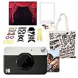 Kodak PRINTOMATIC Appareil Photo à Impression instantanée (Noir) Kit de photomaton