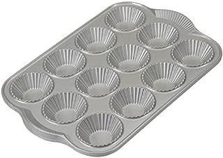 Nordic Ware Platinum Nonstick Cast Aluminum Tartlette Pan