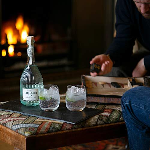 Lind & Lime Gin - Nachhaltiger Gin aus Schottland, 1 x 0.7 l, 44%vol - 3