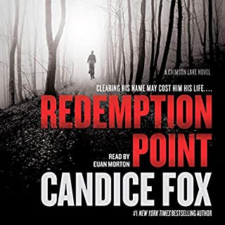 Redemption Point audiobook cover art