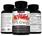 100% Natural Energy Pills - All Day Energy - Boost Focus, Mental Clarity, and Mood - FPS Energy Supplement - 30 Count #1