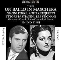 Verdi: Un ballo in Maschera by Anita Cerquetti (2007-03-19)