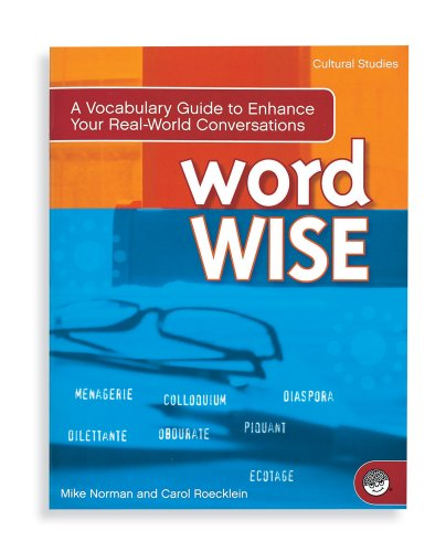 Word Wise: Cultural Studies