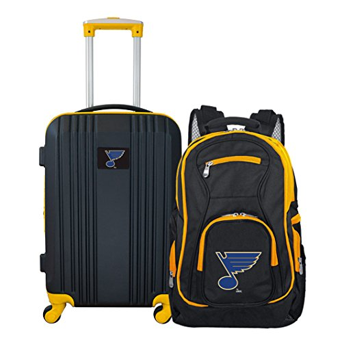 Why Should You Buy NHL St. Louis Blues 2-Piece Luggage Set