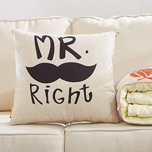 El edredón almohada almohada cojín nap para aire acondicionado de automóviles es de doble uso de la Oficina,40x40cm (110*150),Almohada es el Sr. barba