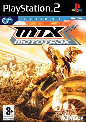MTX Mototrax [PlayStation2] [Importado de Francia]