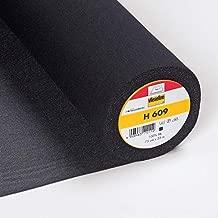 Piuma a medio peso Pellon Interfaccia fusibile PEL04 da 0,5 m 100/% poliestere privo di acidi.