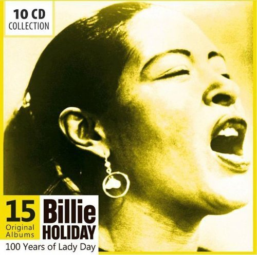 Billie Holiday: 100 Years of Lady Day