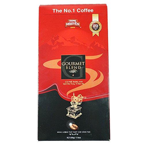 TrungNguyen(チュングエン) コーヒー グルメブレンド 500g