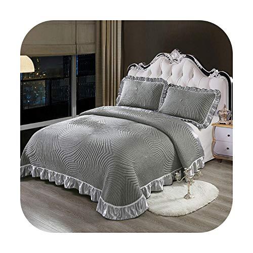 Couverture Polaire en Peluche Blanc//King Size 200 x 240 cm Hachette Couvre-lit Doux Doux et Chaud pour canap/é