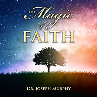 The Magic of Faith audiobook cover art