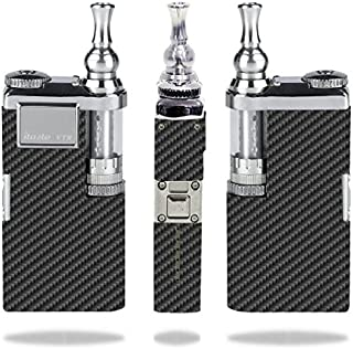 Innokin itaste VTR Vape E-Cig Mod Box Vinyl DECAL STICKER Skin Wrap / Carbon Fiber Design