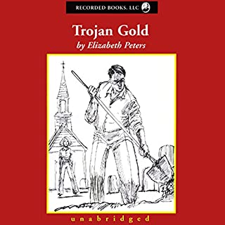 Trojan Gold audiobook cover art