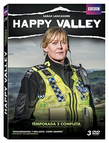 Happy Valley - Temporada 2 [DVD]