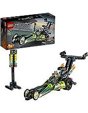 LEGO Technic Drag Yarış Arabası Çek Bırak Oyuncak Yarış Seti, 225 Parça