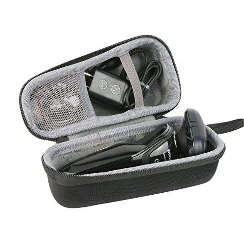 co2CREA Duro Viajar caja estuche funda para Philips Serie 5000 S5420/06 S5320/06 S5130/06 S5520/45 S5400/06 S5510/45 S5530/06 Afeitadora eléctrica(caja solo)