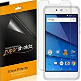 (6 Pack) Supershieldz for BLU Grand M2 Screen Protector, High Definition Clear Shield (PET)