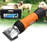 XBSXP Tondeuse voor paarden professionele 320 W & 6 Modus verstelbare paardentondeuse tondeuse elektrische paardenschaar dierenhaartrimmer paardenverzorging Accessoires