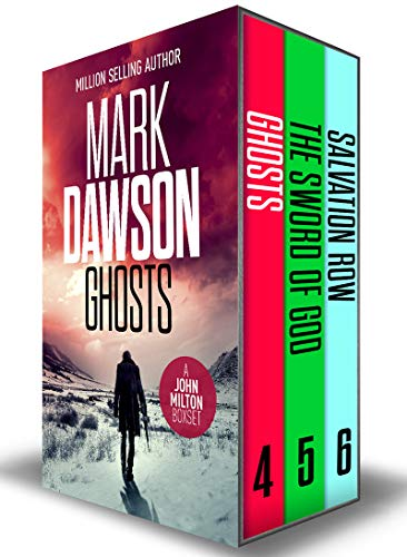 The John Milton Series: Books 4-6 (The John Milton Series Boxset Book 2) (English Edition)