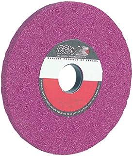 """CGW-Camel 59000 7/""""x 1//2/""""x 1-1//4/"""" RA80-K-V Type 01 Ruby Grinding Wheel"""