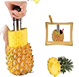 IMG-2 statko acciaio inossidabile ananas affettatrice