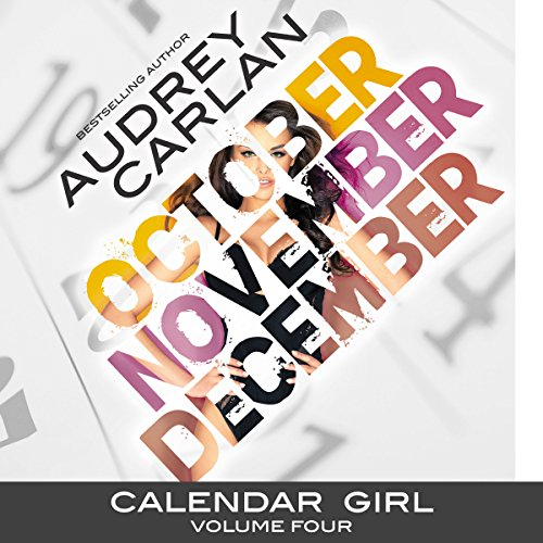 Calendar Girl: Volume Four audiobook cover art