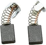 Escobillas de Carbón para MAKITA LH1200FL ingletadora - 6,5x13,5x16mm - 2.4x5.1x6.3'' - Con dispositivo de desconexión