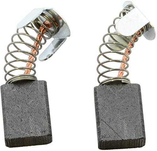 Escobillas de Carbón para MAKITA LS1216F ingletadora - 6,5x13,5x16mm - 2.4x5.1x6.3