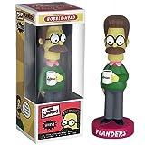 Funko Los Simpsons - Muñeco cabezón de Ned Flanders