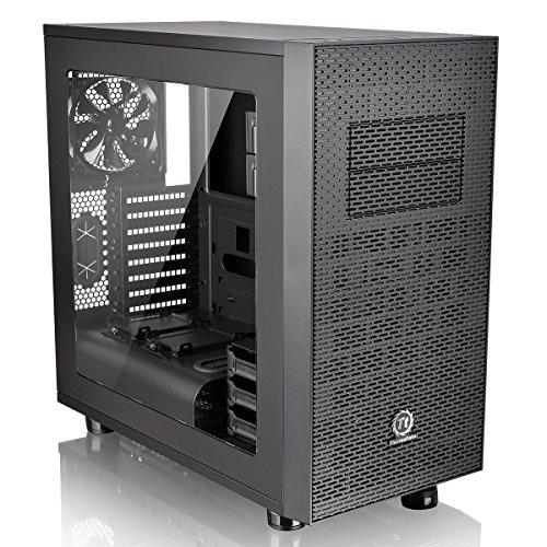 Thermaltake Core X31 Midi-Tower Case ATX per PC, Nero
