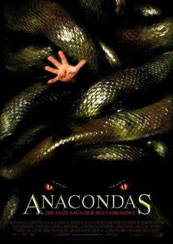 Anaconda - Die Jagd nach der Blut-Orchidee