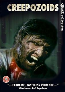 Creepozoids [1987] [DVD] by Linnea Quigley