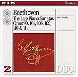 Beethoven: The Late Piano Sonatas - Opus 90, 101, 106, 109, 110 & 111