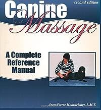 canine massage book