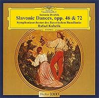 Dvorak: Slavonic Dances Opp 46 & 72 / Kubelik, Bavarian Radio Symphony Orchestra