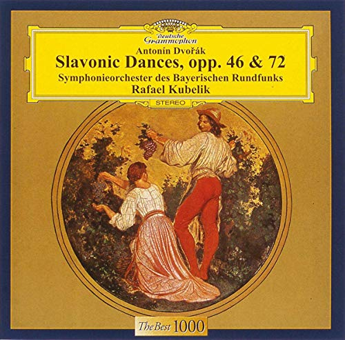 Slavonic Dances Opp. 46 & 72 (Danze Slave)